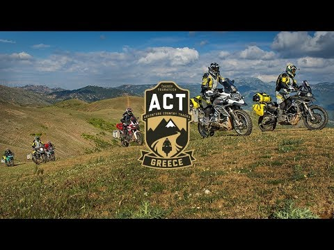 Adventure Country Tracks Greece (full movie)