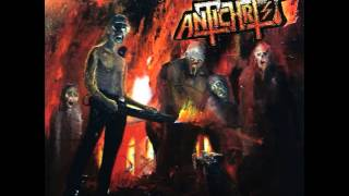 Antichrist - NEW SONG Burned Beyond Recognition [2013]