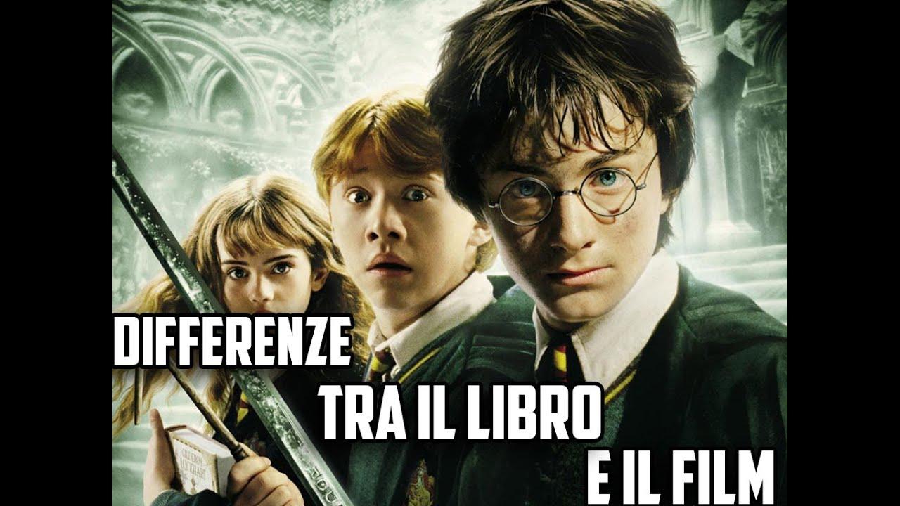 Harry potter e la camera dei segreti differenze tra il for Camera dei