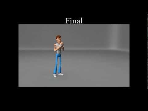 Baseball Pitch - Animation Breakdown
