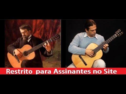 Adelita - Francisco Tárrega (Aula De Violão Clássico) - Cordas E Música