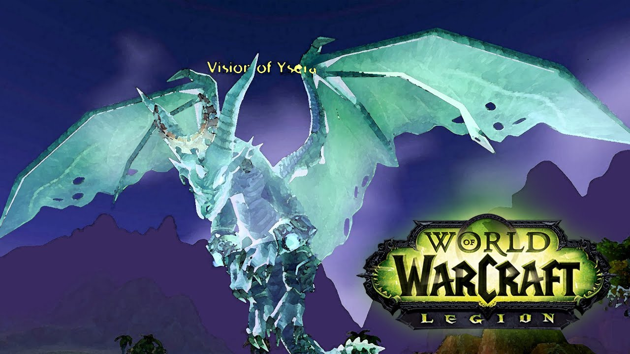 Tear Of The Green Aspect Wow Toy