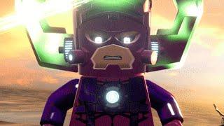 Video LEGO Marvel Super Heroes #15 - A BATALHA FINAL VS GALACTUS E LOKI (Gameplay PT-BR Português) download MP3, 3GP, MP4, WEBM, AVI, FLV Oktober 2018
