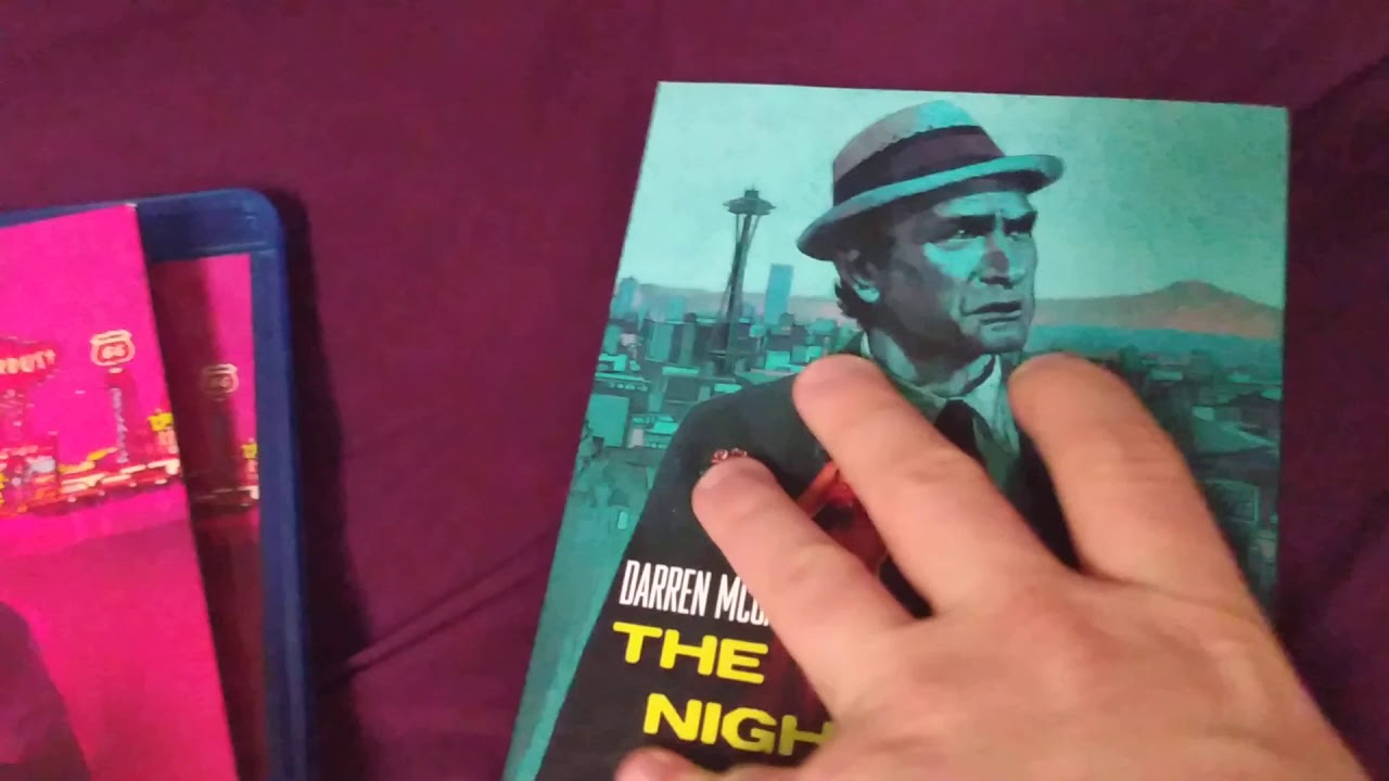 Download The Night Stalker and Night Strangler Blu-ray review