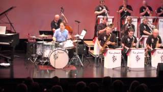 Ken Loomer Big Band-Love For Sale-Drum Solo Feature