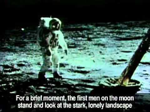 Apollo 11 Moon landing original footage - YouTube