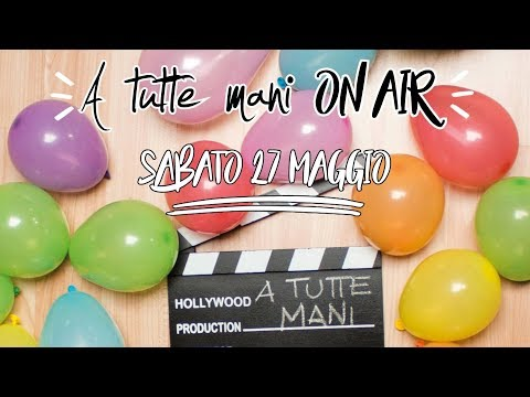 A TUTTE MANI On air | Laboratorio di cortometraggio 🎥