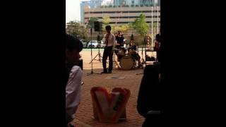 天水圍香島中學開放日2015