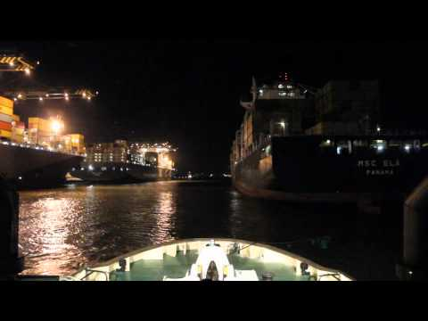 MSC Ela - Port Of Antwerp HD