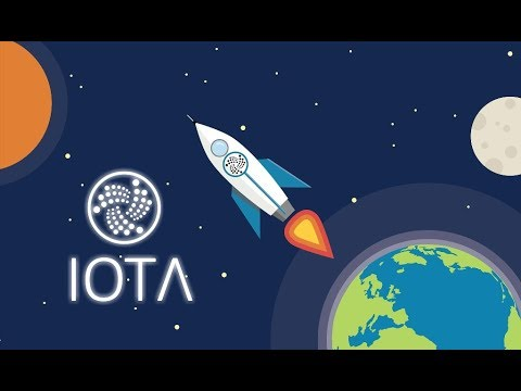 IOTA (MIOTA) - 4 Projects That Will Send #IOTA To The MOON In 2019