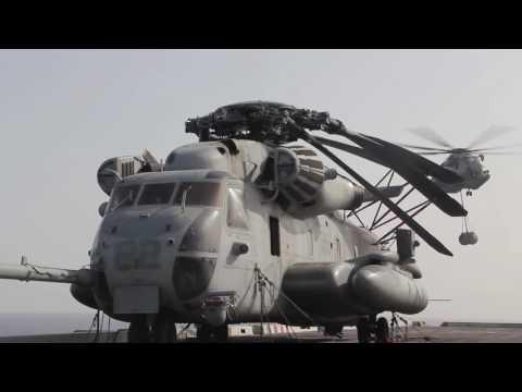 U S  Marine Corps CH 53E Super Stallion Sea Stallion Max 720p