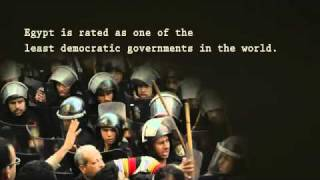 Egypt  A Nation Forced Offline (January 25th, 2011 Protests)