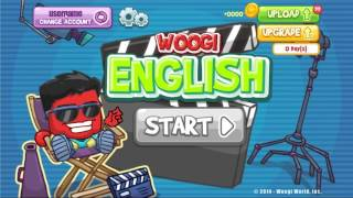 Woogi English DEMO