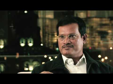 Satheesh Gopalan With Arunachalam Muruganantham: The only path to entrepreneurial success.