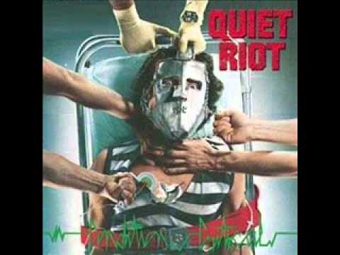 Quiet Riot - Stomp your hands, clap your feet
