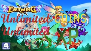 Comment TRICHER à EVERWING - UNLIMITED COINS & XP
