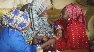 Chibok girl found with baby