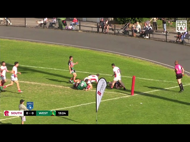 2019 Newcastle RL - Reserve Grade Round 4 Highlights - South Newcastle v Western Suburbs