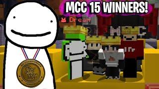 DREAM DESTROYS EVERYONE IN MCC 15