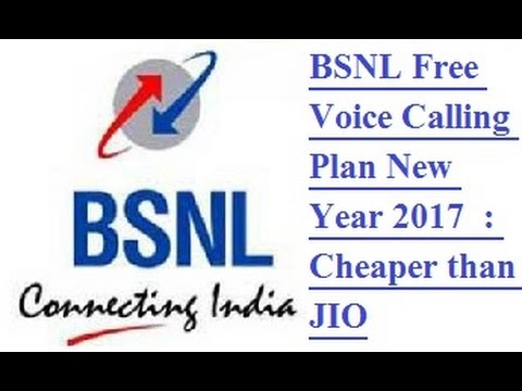 BSNl vs Jio.BSNL new offer combo stv 399 lunch . new update.march 2017.In hindi ! Viral video