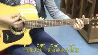 Hatiku Percaya 我全然相信 (Chinese, Key C) Edward Chen