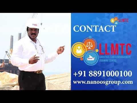 Supply Chain, Logistics, Law Management Training Center & Consultancy (LLMTC) - Nanoos Group