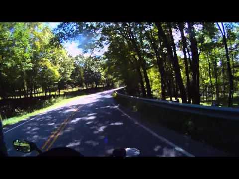 Route 50 East, West Virginia (Twisty)