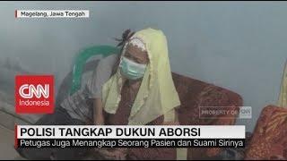 Penemuan 20 Kantong Plastik Diduga Isi Janin, Polisi Tangkap Dukun Aborsi