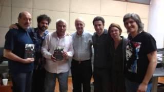 """El Cachivache Tango & Sergio Veloso en el programa radial """"Bravo.Continental"""""""