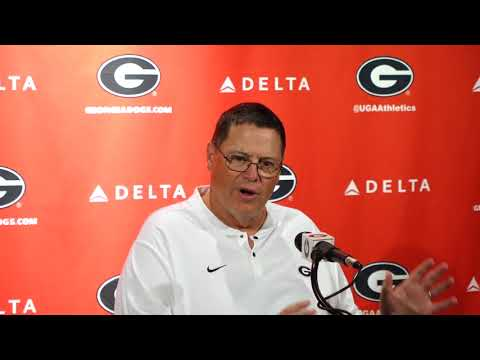 Jim Chaney  Fall Camp Press Conference - August 08, 2018