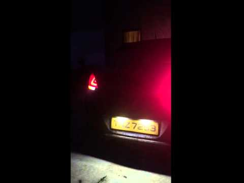 DNA Tail lights Astra H