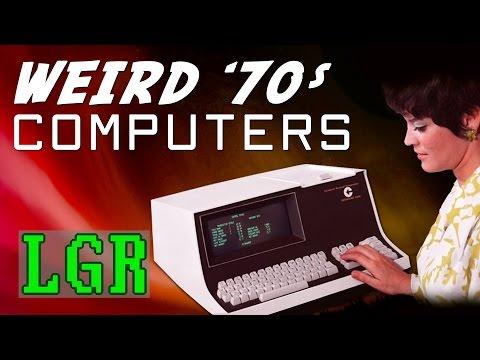 LGR - Strangest Computer Designs of the '70s