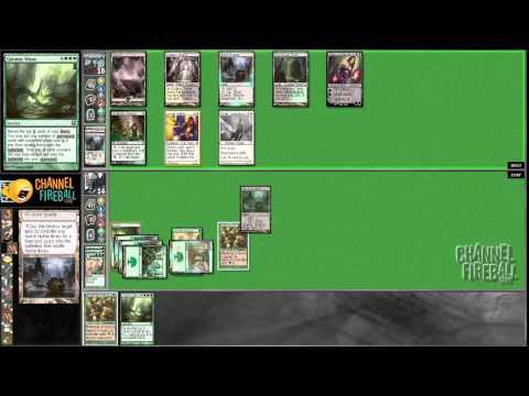 Rogue's Gallery - Modern Mono Green #2 (Match 3, Game 3)