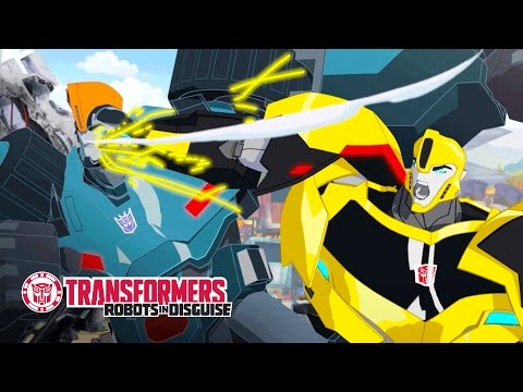 "Transformers: Robots in Disguise – ""Meet the Autobots"" RECAP"