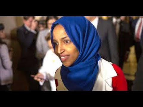 Ilhan Omar Attacked Over Alleged Anti-Semitic Tweet