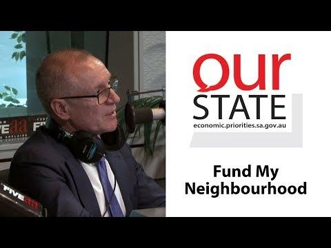 OurState: Fund My Neighbourhood