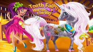 Tooth Fairy Horse - Caring Pony Beauty Adventure screenshot 5