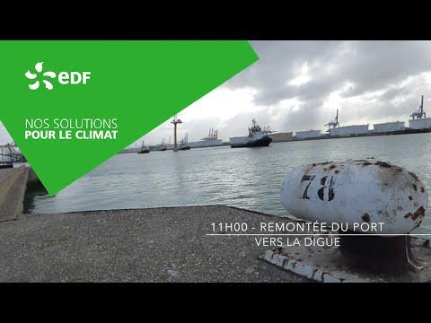 Une innovation béton qui met l'éolien offshore dans le vent