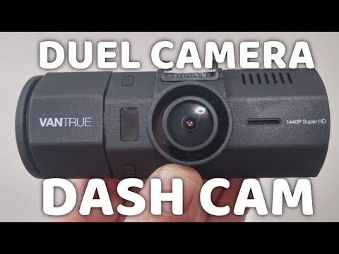 vantrue n2 pro dual dash cam dual 1920x1080p front and. Black Bedroom Furniture Sets. Home Design Ideas