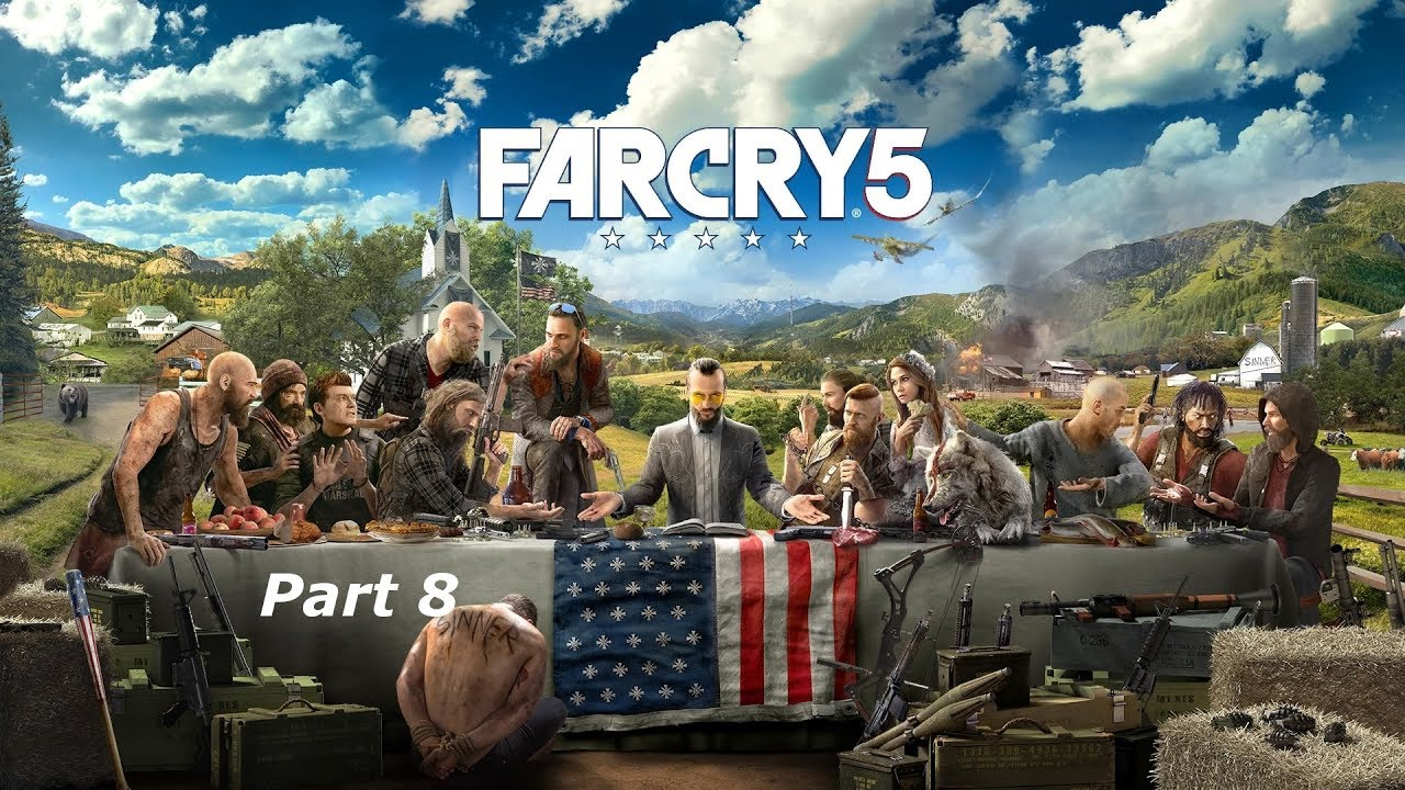 Far Cry 5 Part 8: Silver Lake Trailer Park - YouTube Silver Lake Mobile Home Park on silver retirement, silver rvs, silver furniture, silver tin roofing,