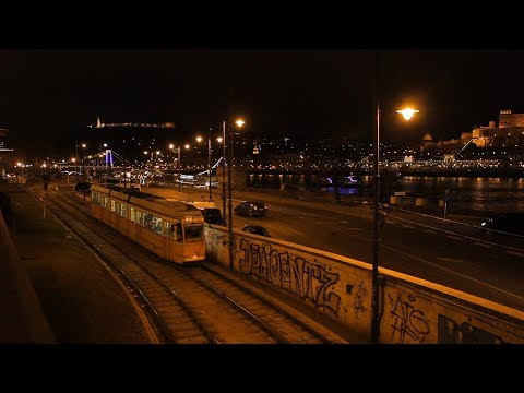 Canon EOS 600D Budapest low light footage