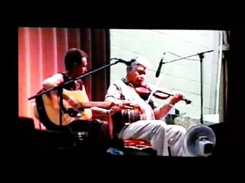 The  Five Dionne's  Reel-John Arcand On Fiddle -Aptn 2002