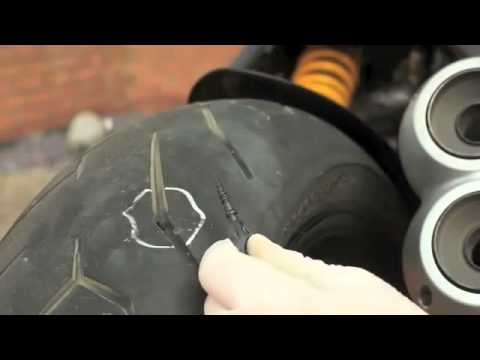 How to use the Gryyp Emergency Tire Repair system