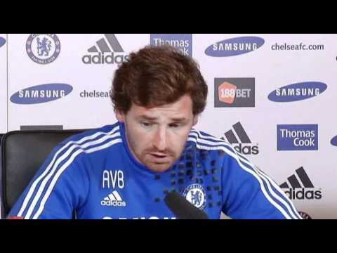 Andre Villas-Boas on the John Terry racism allegations