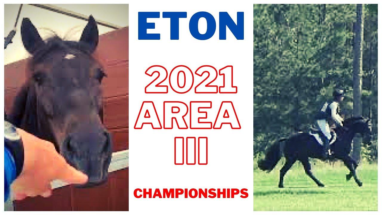 Eton (11th Place • Beginner Novice • 2021 Area III Championships)