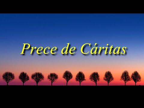 PRECE DE C�RITAS