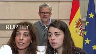 Live: Emmanuel Macron and Pedro Sanchez hold joint press conference in Paris
