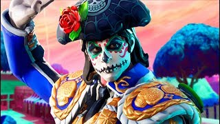 THE DAY OF THE DEAD ? FORTNITE: Battle Royale Skin