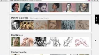 Top 3 Online Art Study Resources (especially for learning Concept Art and Illustration)