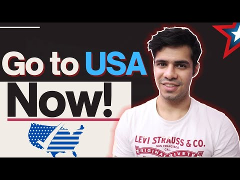 Why You Should Study In The USA Now || F-1 Visa, OPT, H-1B
